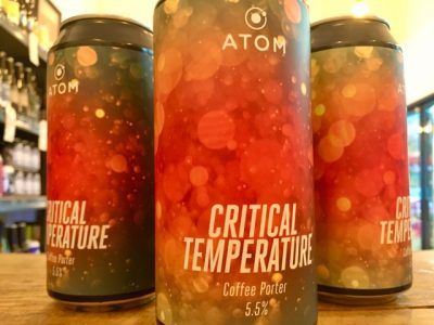 Atom – Critical Temperature – Coffee Porter