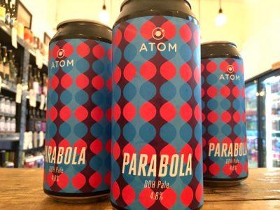Atom – Parabola – DDH Pale Ale