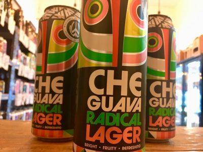 Williams Bros – Che Guava – Gluten Free Lager