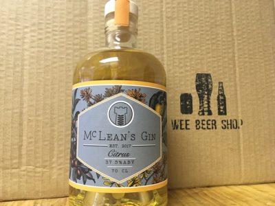 McLean's Gin – Citrus