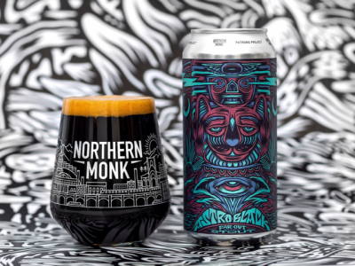Northern Monk x Voodoo – Astro Black – Imperial Stout – PRE-ORDER