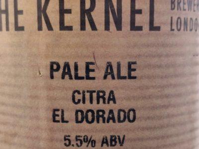 The Kernel – Citra El Dorado – Pale Ale