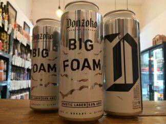 Donzoko - Big Foam - Lager