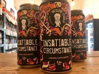 Wilde Child - Insatiable Circumstance - Caramel Latte Porter