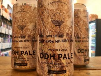 Cloudwater - That Which We Don't Know We Don't Know - DDH Pale Ale