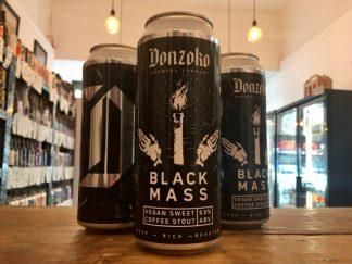 Donzoko - Black Mass - Coffee and Chocolate Stout