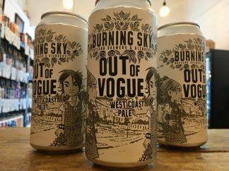 Burning Sky - Out of Vogue - West Coast Pale Ale