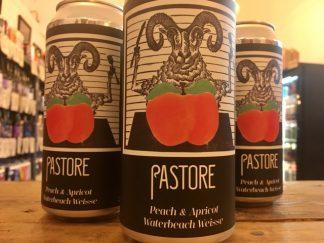 Pastore - Peach & Apricot Berliner Weisse - Sour