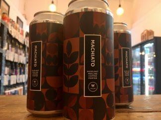 Wylam - Machiato - Hazelnut Praline Coffee Porter