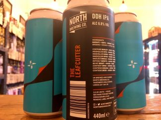 North Brewing - The Leafcutter - DDH IPA