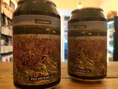 Ride Brewing – Lime Saison
