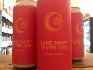 Pomona Island - Sure 'Nuff 'N Yes I Do - Rhubarb Sour