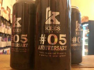Kees - Anniversary #05 - Hazelnut Imperial Stout