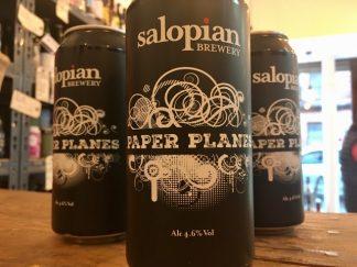 Salopian - Paper Planes - Session NEIPA