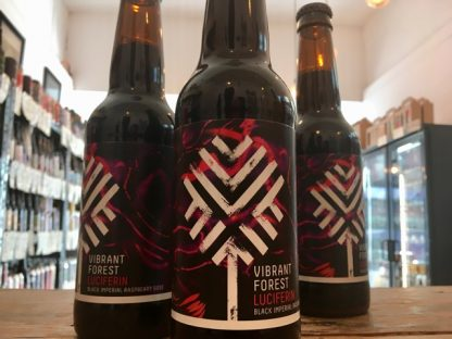 Vibrant Forest - Luciferin - Raspberry Imperial Gose