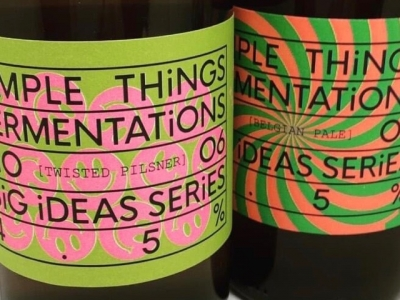 Simple Things Fermentations – Belgian Pale Ale