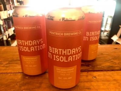 Pentrich – Birthdays In Isolation – TIPA