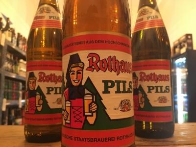 Rothaus – Pils (Tannenzäpfle)