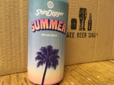 Shindigger – Summer – Watermelon Lager