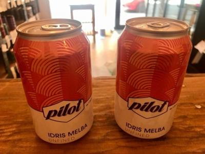 Pilot – Idris Melba – Peach & Raspberry Sour