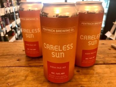 Pentrich – Careless Sun – IPA
