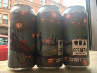 Ora Brewing - Cerbero - Tiramisu Stout
