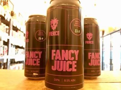 Fierce – Fancy Juice – Double IPA