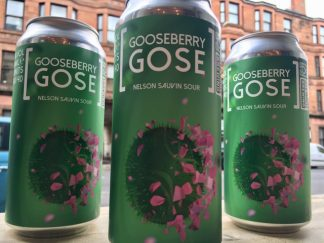 Stewart Brewing - Gooseberry Gose - Sour