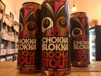 Williams Brothers - Chokka Blokka - Mocha Stout