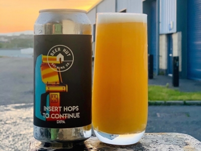 Beer Hut – Insert Hops To Continue – DIPA