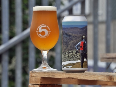 Mourne Mountains – The Wall – DIPA