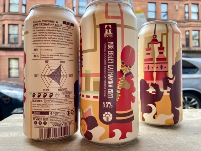 Brew York – Mos Eisley Catharina 2020 – Guava, Coconut & Lime Sour