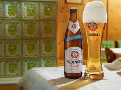 Erdinger – Kristall — Wheat Beer