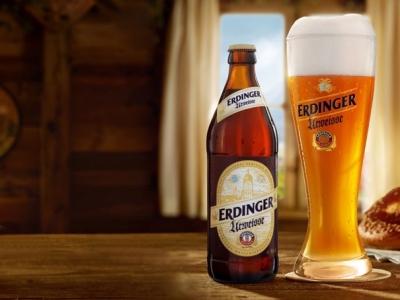 Erdinger – Urweisse – Wheat Beer