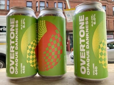 Overtone – Opaque Dankness – IPA