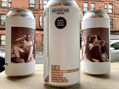 Northern Monk – Holidays In The Sun – Tropical Double IPA