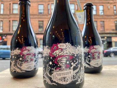 Siren – Odyssey 011 – Barrel-Aged Imperial Stout