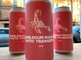 Pomona Island - Bubblegum Rock On Plastic Transistors - Double IPA