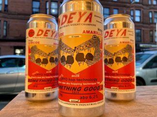 Deya - Something Good 3 - IPA