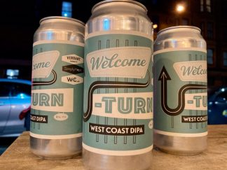 Verdant - Welcome U-Turn - Double IPA