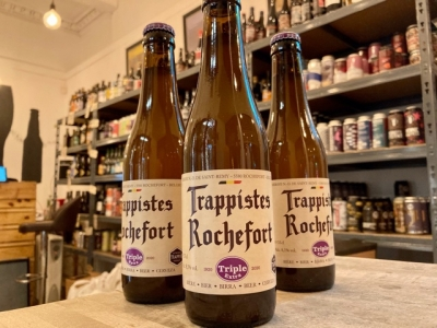 Rochefort – Triple Extra – Strong Belgian Blond