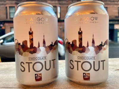 Glasgow Beer Works — Chocolate Stout