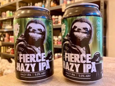 Fierce — Hazy IPA