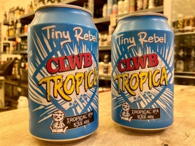Tiny Rebel – Clwb Tropica – Tropical IPA
