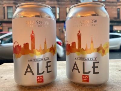 Glasgow Beer Works  – American Pale Ale