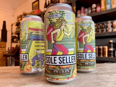 Gipsy Hill – Sole Seller – IPA
