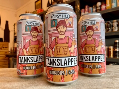 Gipsy Hill – Tankslapper – Double IPA
