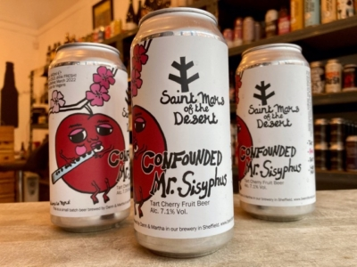 Saint Mars of the Desert – Confounded Mr Sisyphus – Cherry Sour
