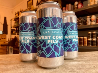 Left Handed Giant – Brewpub West Coast Pils
