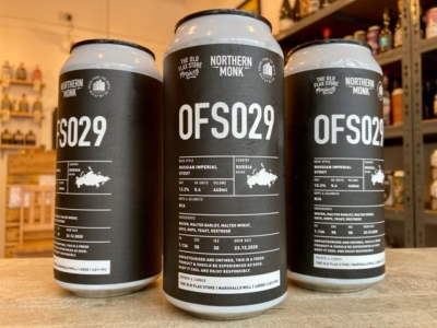 Northern Monk – OFS029 – Russian Imperial Stout